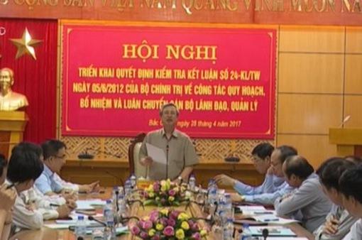 Bắc Giang cần thực hiện kết luận của Bộ Chính trị hiệu quả và tránh hình thức