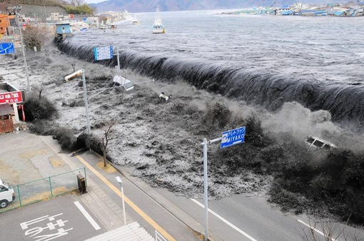 Nghiên cứu gây sốc về những cơn sóng thần chết chóc