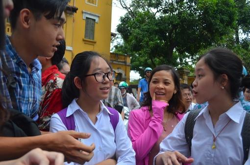 Thêm nhóm ngành được xét tuyển thẳng học sinh giỏi quốc gia