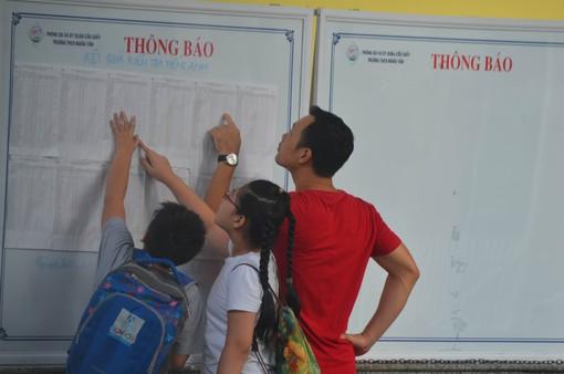Hướng dẫn đăng ký thử nghiệm tuyển sinh trực tuyến vào các lớp đầu cấp