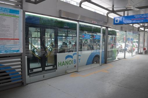 600 nhà chờ xe bus ở Hà Nội sẽ có thiết kế chuẩn châu Âu