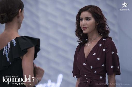 Minh Tú: Việc tranh cãi với thí sinh Indonesia là cần thiết ở Asia's Next Top Model