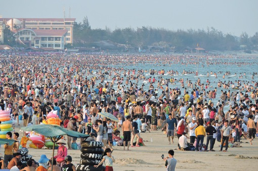 Vũng Tàu: Giá phòng khách sạn tăng gấp đôi vào dịp lễ