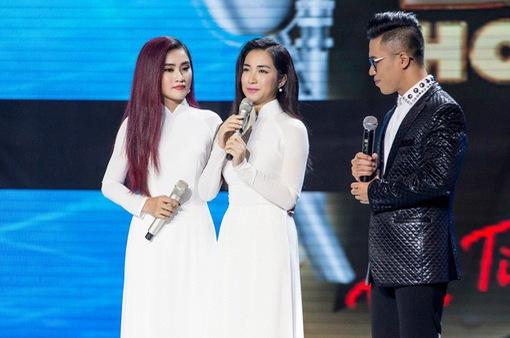 Gặp sự cố trang phục, Hòa Minzy tụt hạng ở Cặp đôi hoàn hảo