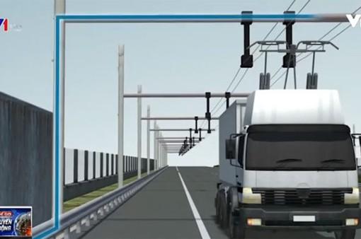 Siemens xây dựng đường cao tốc điện tử đầu tiên tại Đức