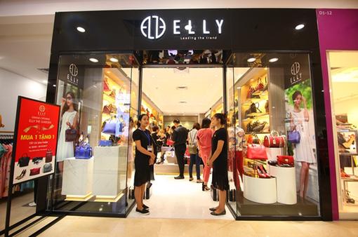 Thời trang Elly lọt top 100 thương hiệu, sản phẩm, dịch vụ hàng đầu Việt Nam 2017