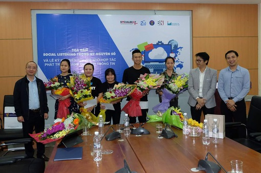 Bảo Ninh Investment và USSH hợp tác phát triển ngành Quản trị thông tin