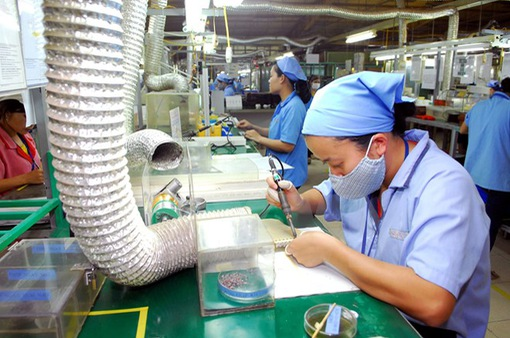 Ngành sản xuất tiếp tục khát nhân lực chất lượng trong Quý II/2019
