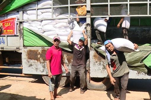 Tỉnh Quảng Bình có 7.566 học sinh được hỗ trợ gạo