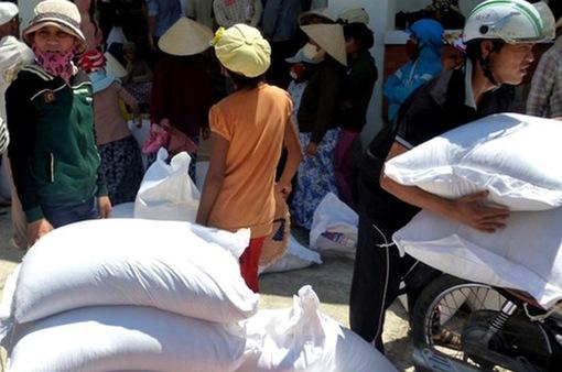 Xuất cấp 72 tấn gạo cho tỉnh Sơn La