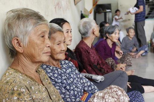 Việt Nam là quốc gia có tốc độ già hóa dân số nhanh nhất thế giới
