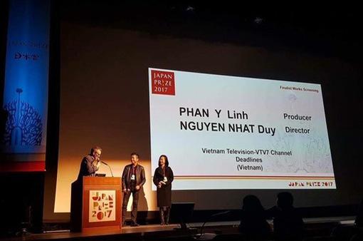 """""""Đường tới trường"""" giành giải Ba tại Japan Prize 2017"""