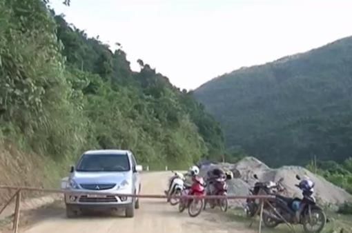 Lai Châu đảm bảo giao thông mùa mưa lũ