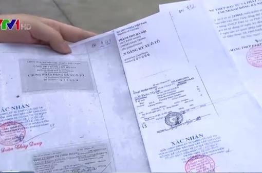 Ai nên giữ giấy đăng ký xe thế chấp?