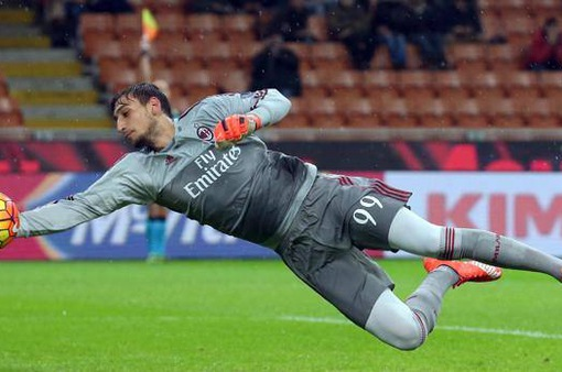 """""""Buffon mới"""" nói gì về tương lai tại AC Milan?"""