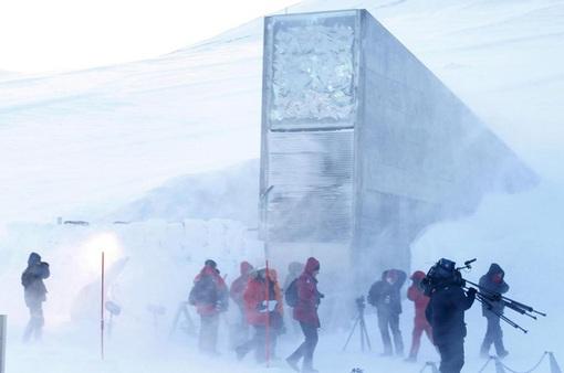 """Biến đổi khí hậu làm tăng nguy cơ rò rỉ kho dự trữ cho """"ngày tận thế"""""""