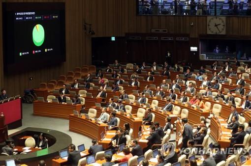 Quốc hội Hàn Quốc kêu gọi đoàn tụ các gia đình li tán