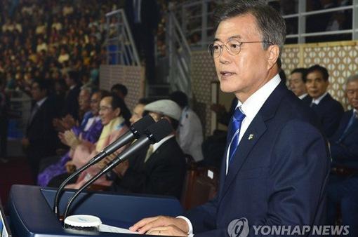 Tổng thống Hàn Quốc mời Triều Tiên tham gia Olympic mùa Đông