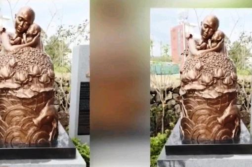 """Hàn Quốc khánh thành tượng """"Xin lỗi Việt Nam"""" tại đảo Jeju"""