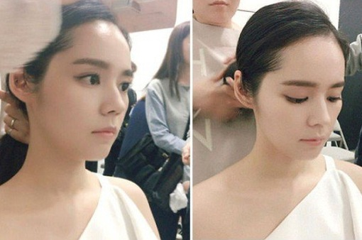 """Góc nghiêng thần thánh của Han Ga In """"đốn tim"""" cư dân mạng"""