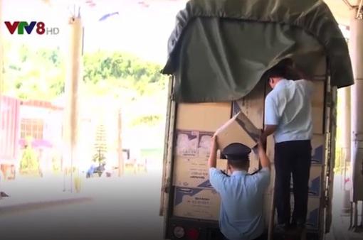 Nhức nhối tình trạng vận chuyển hàng lậu qua biên giới Hà Tĩnh