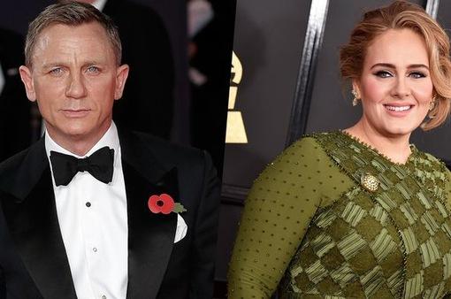 Ngừng lưu diễn, Adele sẽ hát nhạc phim James Bond?