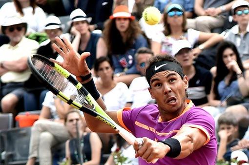 Lịch thi đấu Pháp mở rộng 2017 ngày 29/5: Nadal, Djokovic ra quân
