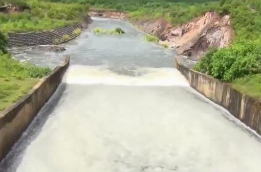 Mối nguy từ hồ đập xuống cấp tại Quảng Bình