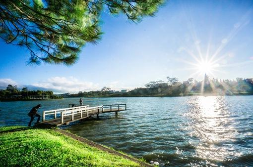 Hồ Xuân Hương - Điểm du lịch hấp dẫn tại Đà Lạt