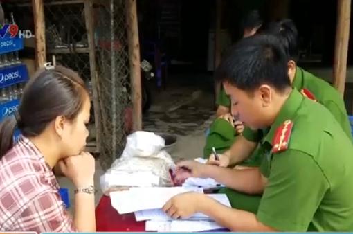 Phát hiện cơ sở dùng bột màu để tẩy trắng hoa chuối ở Đà Nẵng