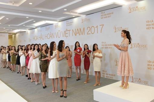 Hỏi và đáp VTV News: Lịch phát sóng các vòng thi của Hoa hậu Hoàn vũ Việt Nam 2017 trên VTV