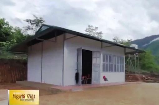 Du học sinh Việt Nam với dự án xây trường cho trẻ vùng cao