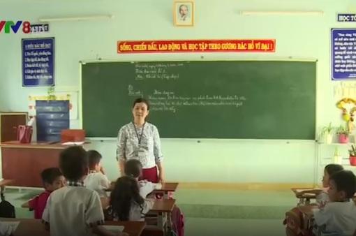Ninh Thuận: Đẩy mạnh dạy tiếng Chăm trong trường học