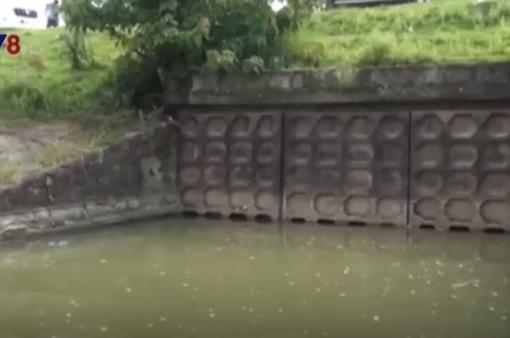 Nhiều hồ đập ở Hà Tĩnh xuống cấp nghiêm trọng