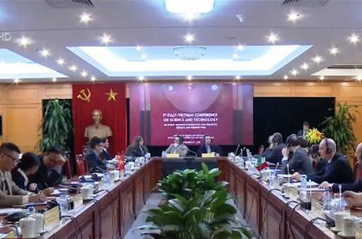 Đẩy mạnh hợp tác khoa học công nghệ giữa Việt Nam và Italy