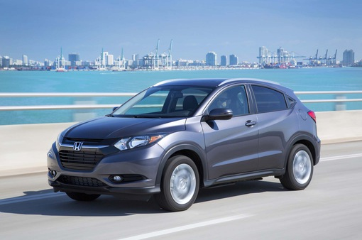 Những mẫu xe crossover tiết kiệm nhiên liệu nhất năm 2017