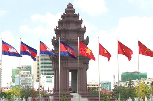 Nâng quan hệ Việt Nam - Campuchia lên tầm cao mới