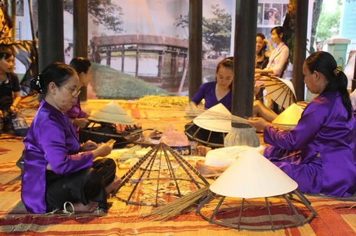 Festival nghề truyền thống Huế bắt đầu từ 28/4
