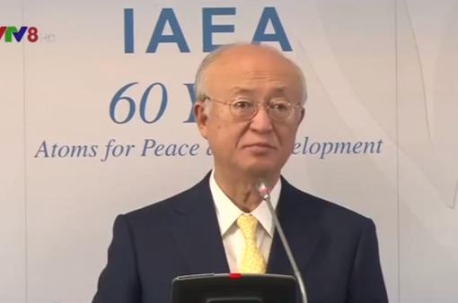 IAEA: Iran tuân thủ thỏa thuận hạt nhân