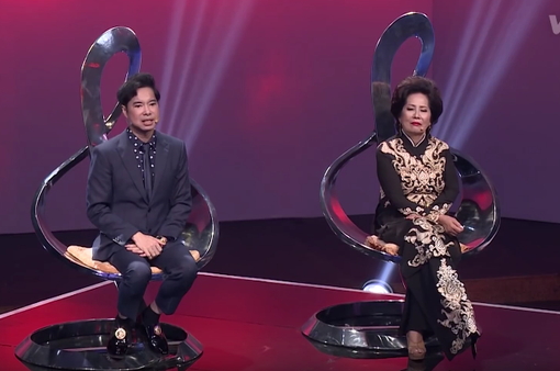 Cặp đôi hoàn hảo: Ngọc Sơn cảm động trước chuyện tình sóng gió của Giang Hồng Ngọc