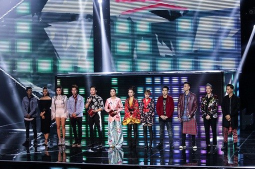 Trực tiếp chung kết The Remix 2017: Ai sẽ là quán quân?