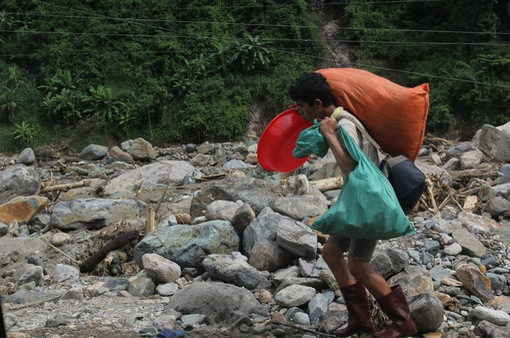 Hiệu quả từ sự chủ động, tính cộng đồng trong cảnh báo lũ ở Sơn La