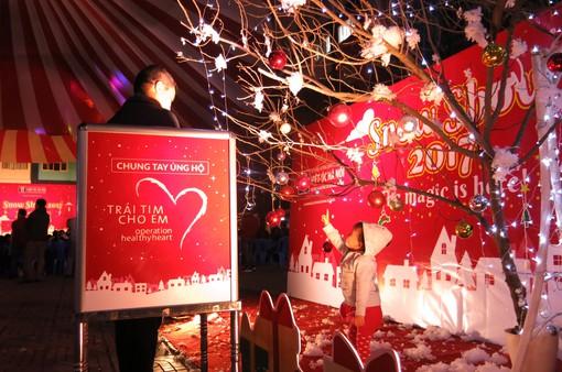 Trường tiểu học Việt - Úc  Hà Nội tổ chức hội chợ từ thiện ủng hộ trẻ em mắc bệnh tim bẩm sinh