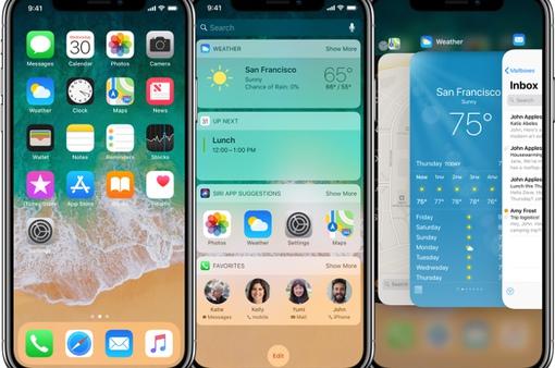 """Người dùng """"bó tay toàn tập"""" với tên gọi iPhone sau iPhone X"""