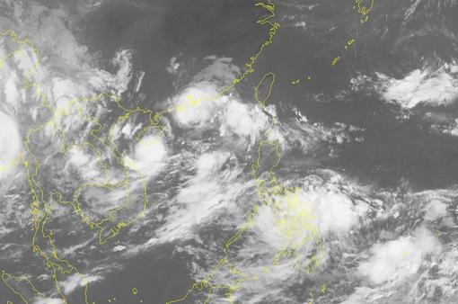 Bão số 3 dự báo đi vào đất liền tỉnh Quảng Đông, Trung Quốc