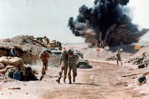 Iran yêu cầu Mỹ bồi thường nạn nhân vũ khí hóa học trong chiến tranh