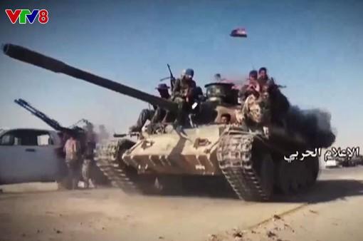 IS giết hơn 110 dân thường ở Syria để trả thù trước khi rút