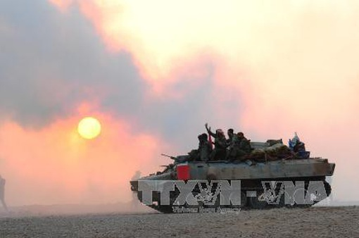 Syria giải phóng hoàn toàn thành trì cuối cùng của IS