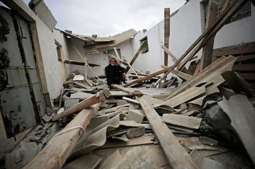 Israel không kích Hamas
