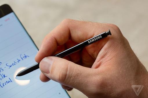 Hé lộ thời điểm ra mắt mẫu smartphone Galaxy Note 8